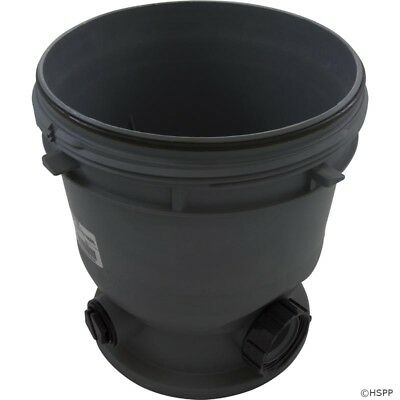 Tank Body, Pentair American Products Predator, 50/75sqft, Black