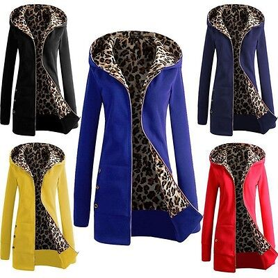 Winter Warm Women Thicken Coat Hooded Parka Ladies Long Jacket Overcoat Outwear