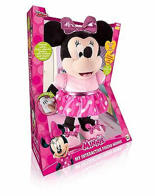 Minnie Mouse My Interactive Friend Toy - 181847MI