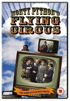 Monty Python's Flying Circus - The Complete Fourth Series (DVD, 1974) *NEW*