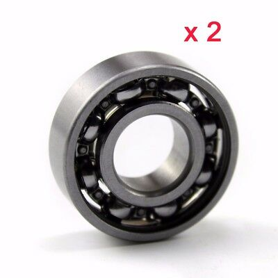 6201RS Shielded Deep Groove Ball Bearing 32mm x 12mm x 10mm For Motors