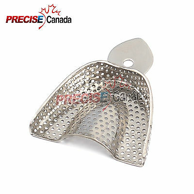 Impression Tray Perforated Upper Xl