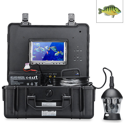 Camera Underwater Finder Fish Fishing Video Lcd Monitor Hd Color Professional