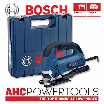Bosch GST 90 BE Jigsaw Bow Handle in Carry Case 110V