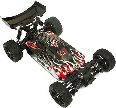 Coche Rc electrico brushless Buggy 80 Km/h Himoto E10XBL