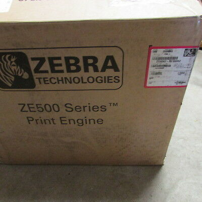 Zebra Model ZE 500 Series Thermal Transfer Print Engine ZE50062-RO10000Z