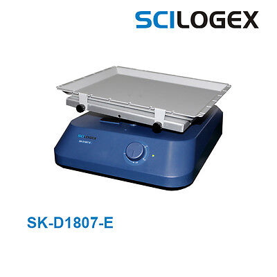 SCILOGEX SK-D1807-E Analog 3D Rocker Shaker 7°Angle/ 0-80rpm @ Latest Version!