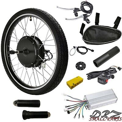 """Rear Wheel Hub 36V 500W Kit 26"""" in Ebike Cycle Bicycle Electric Motor Conversion"""