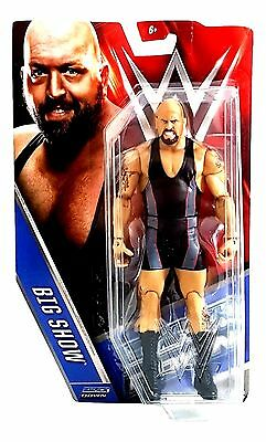 Personaggio Action Figure WWE Big Show Mattel Wrestling