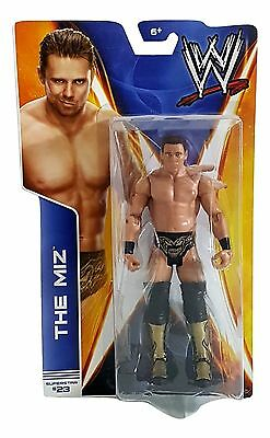 Personaggio Action Figure WWE The Miz Mattel Wrestling