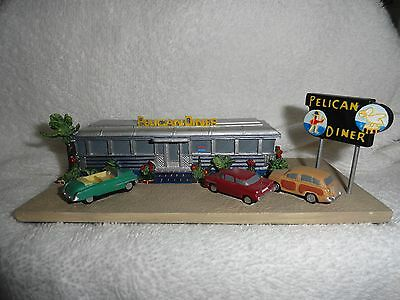 Collectibles-Classic Amereican Diners-Pelican Diner