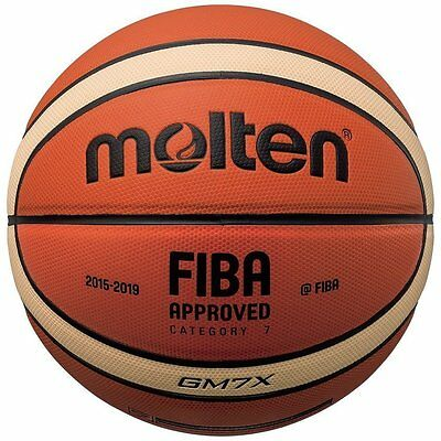Basketball Ball Molten GM7X (FIBA Approved)