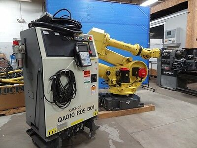 FANUC R2000iA/210F 6 AXIS CNC ROBOT WITH RJ3iB CONTROLLER