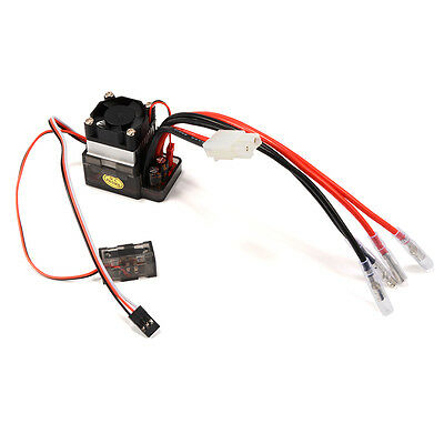 320A Brushed Brush Speed Controller ESC RC Truck Car Boat Forward Reverse RC191