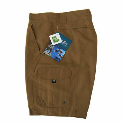 Bimini Bay Outfitters MARQUESA Mens Performance Shorts pic size & color