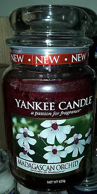 Yankee Candle Madagascan Orchid 623 gr.