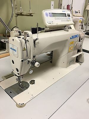 Juki DDL-8700-7  High speed 1-needle machine with  thread trimmer 1157