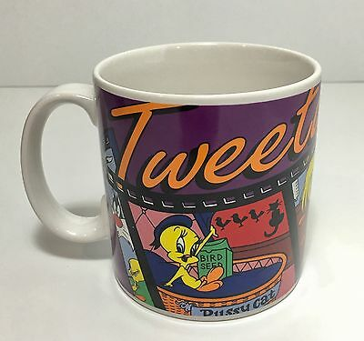 TWEETY BIRD Character Vintage 1995 Coffee Mug by APPLAUSE