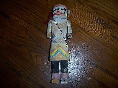 Antique Indian Wooden Doll Native American Hopi Kachina