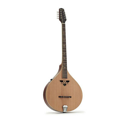 Dogal - Fingerboard Bouzouki Celtic Model - Electric with Gigbag [2243E] Instrum