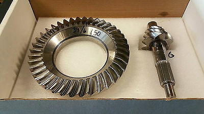 "6:50  Ford  9""   Ring & Pinion     Xtrac  Gleason Motive Richmond"