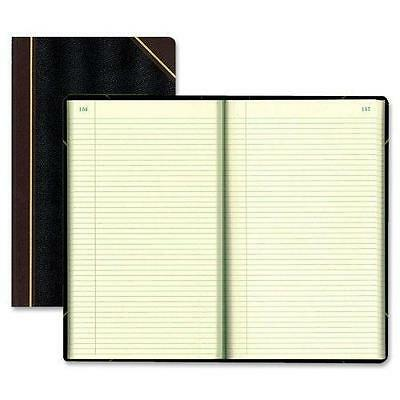 Account Book National Texhide Series 500 pages Black 14 1/4 X 8 3/4
