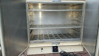 Fisher Scientific Isotemp Programmable Muffle Oven Furnace Deluxe 2 Door MODEL