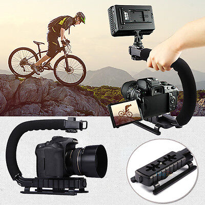 New STEADY Steadycam DSLR CAMCORDER Camera Stabilizer Mini Motion Cam Steadicam
