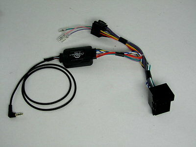 Kenwood Steering Wheel Remote Control Can Bus Adapter Mercedes C Class W203