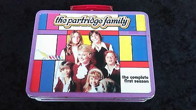 Metal Lunch Box The Partridge Family 2008
