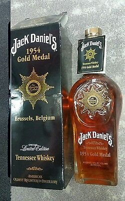 Jack Daniel's Gold Medal 1954 750ml