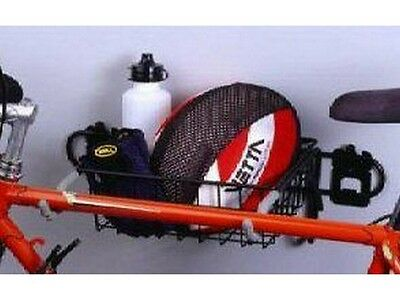 Bike Cycle Bicycle Mountain Rear Wall Mount Carrier Rack Utility Rack New