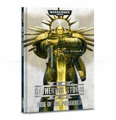 Gathering Storm Rise of the Primarch Deutsch GW Space Marines Guillauman Rule