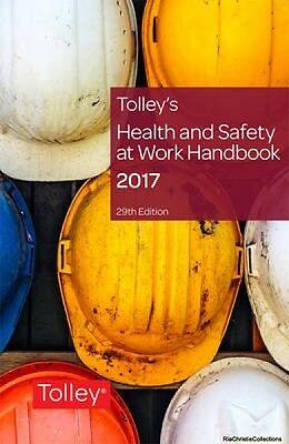 Tolleys Health & Safety at Work Handbook 9781474300001 Paperback New Book Free U