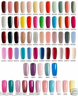 Bluesky 60 NEWEST CLASSIC COLOURS 80584 UV/LED Soak Off Gel Nail Polish 10ml