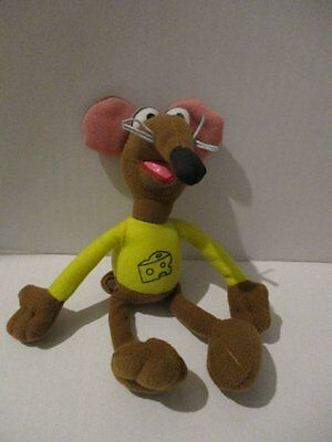 Muppet Show Puppe Ratte Rizzo 15 cm