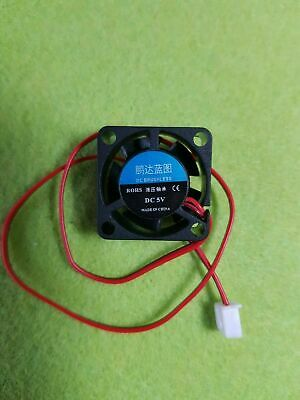 1x 5V Cooler Brushless Micro DC Fan 25*10mm Mini Cooling Computer Laptop Fan