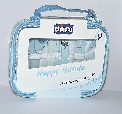 Chicco Set Igiene Happy Hands Boy