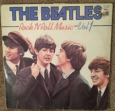 The Beatles More Get Back Session 12 Lp Vinyl Record
