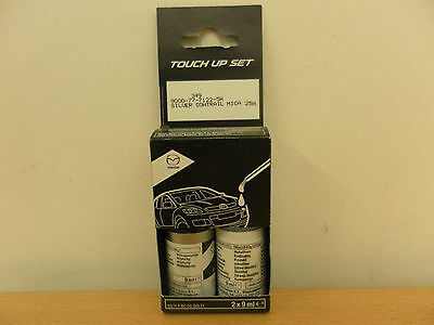 Silver Contrail 25H Touch Up Paint 90007771225H
