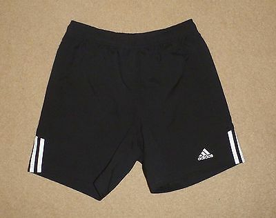ADIDAS Med / Large Mens Shorts Black Pre Owned Clean
