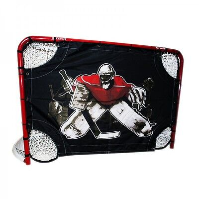 "CarbonSpeed® Hockey-Stahltor 72"" - Combo"