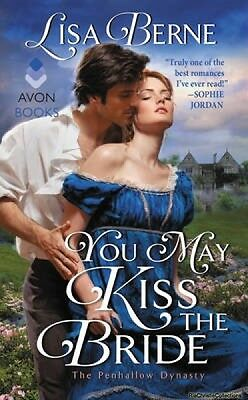 You May Kiss the Bride Lisa Berne Paperback New Book Free UK Delivery