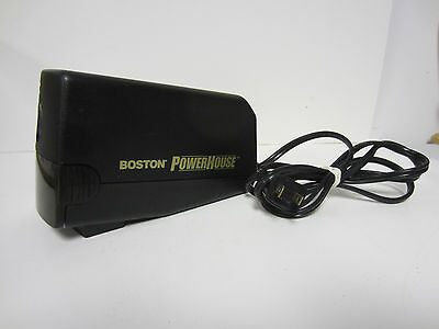 Boston Powerhouse Electric Heavy-Duty Commercial Pencil Sharpener - Model 19