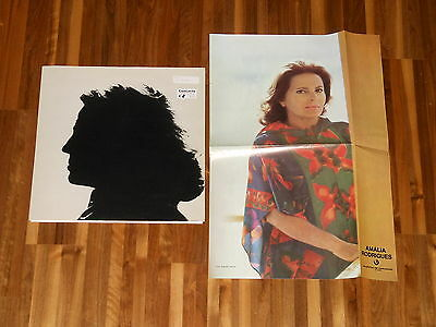 Amalia Rodrigues & Don Byas - LP + POSTER - Encontro - Fado
