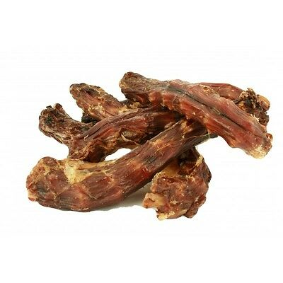 1 kg Dried CHICKEN NECK dog treats, natural snacks, crunchy chews