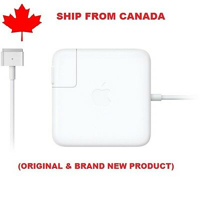"""Genuine Apple A1435 Adapter Charger For Apple 60W Megsafe 2 Macbook Pro 13"""""""