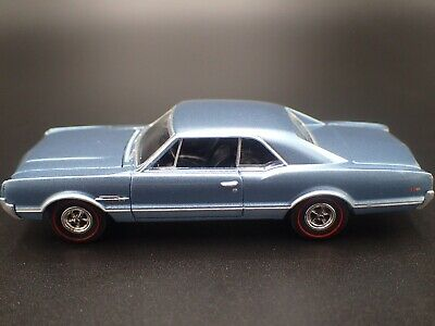 1966 66 OLDS OLDSMOBILE 442 RARE 1//64 SCALE COLLECTIBLE DIECAST MODEL CAR