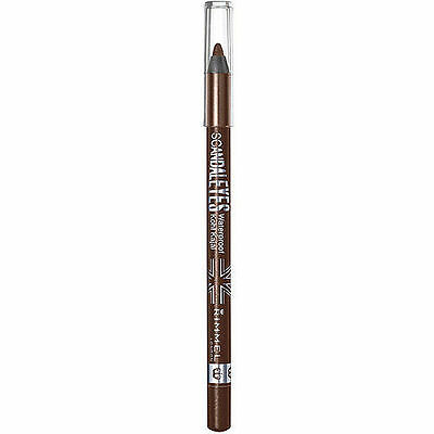 Rimmel Scandaleyes Waterproof Kohl Pencil Shade 012 Bronze
