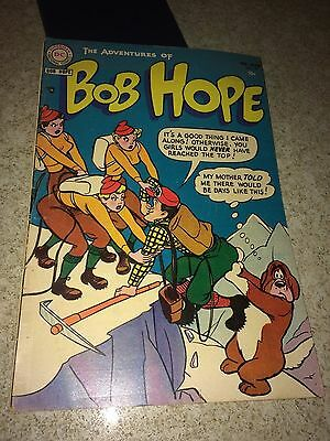 Adventures of Bob Hope #31. original owner, no restoration, hard to find!